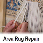 Area Rug Repair Specialist