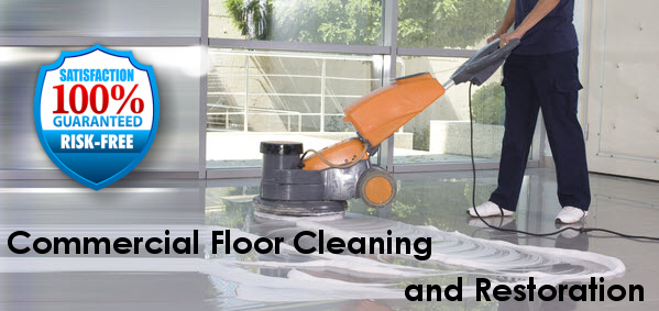 Commercial Floor Cleaning NJ