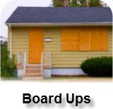 Tarping & Board Ups Service NJ