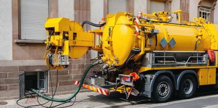 Sewage Cleanup Service