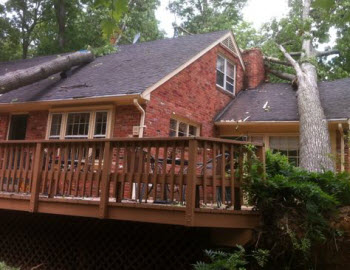 storm damage repair service NJ
