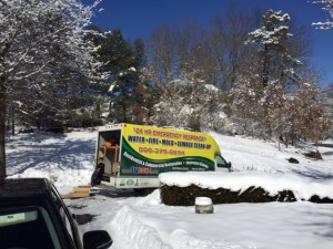disaster restoration company in Hardyston-NJ