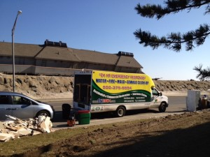 disaster cleanup company in Fair Haven-NJ