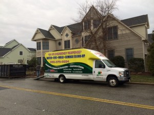 emergency cleanup service in Arlington-NJ