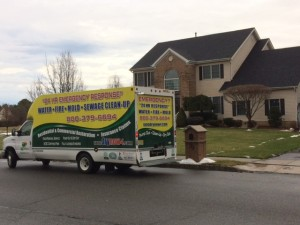 emergency cleanup company in Bloomsbury-NJ