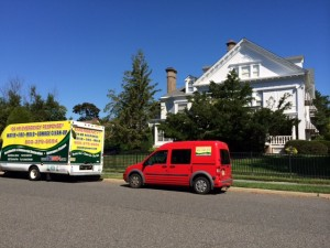 disaster repairs service in Monmouth Park-NJ