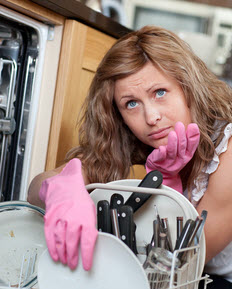 Dishwasher Leak Water Damage Cleanup NJ & NY