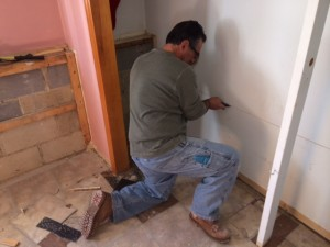 Drywall Water Damage NJ & NY