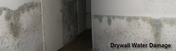 Drywall Water Damage Cleanup Nj NY PA CT
