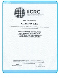 IICRC Certified-page