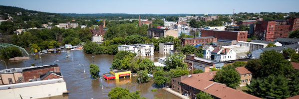 Storm Flood Damage Restoration NJ NY