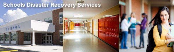 Schools Water Damage in NJ, NY, CT, PA