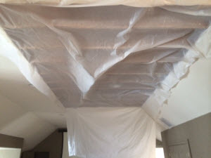 Attic water damage repair NJ - NY