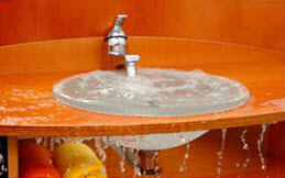 sink-over-flow-water-damage-restoration