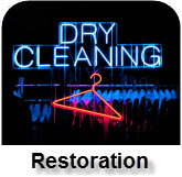 Dry Cleaning Restoration