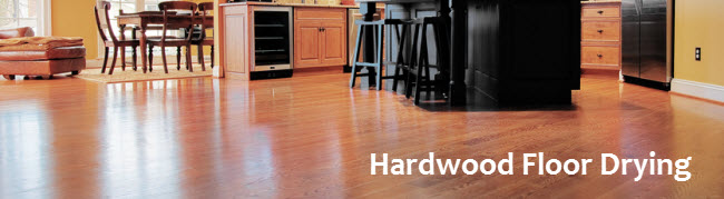 Hardwood Floor Drying Service in New Jersey