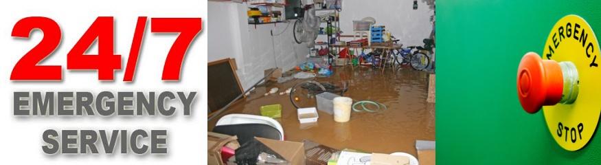 Basement water damage cleanup NJ