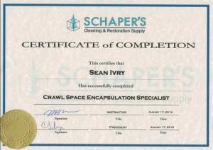 Crawl_Space_Encopsulation_Specialist_Certificate