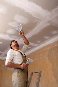 Drywall Installation Dust
