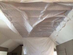 Wet Drywall Problems