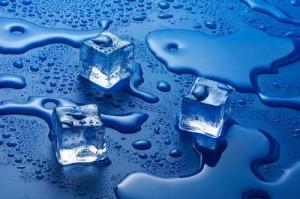 Ice maker water damage