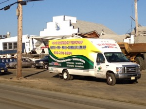 disaster cleanup company in Palisades Park-NJ
