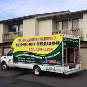 disaster cleanup service in Mercerville-NJ