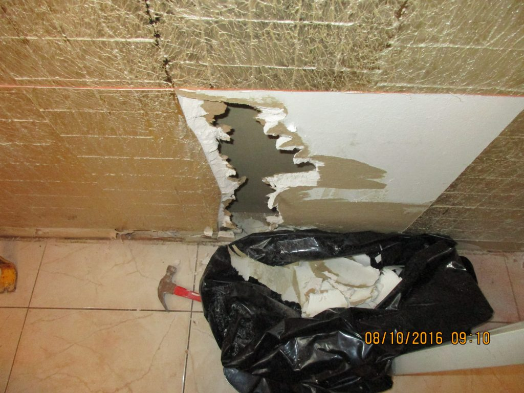 Water Damage Construction
