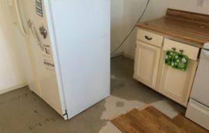 refrigerator leak in Freehold