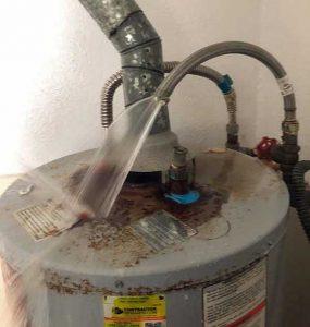 Water Heater Burst in Beachwood