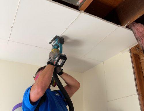 Home Water Damage in Englishtown, NJ- Roof Leak