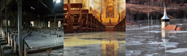 Church Disaster Restoration & Cleanup NJ NY CT PA