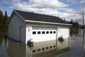 NJ Garage Water Damage