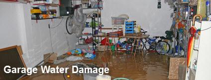 Garage Water Damage Cleanup NJ