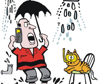 Water Damage in Day Care Centers : Emergency Help Line 888-651-2532