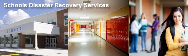 Schools Water Damage in NJ, NY, CT, PA