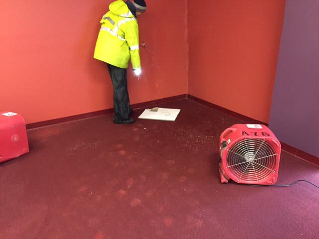 Wet Carpet Water Damage Cleanup PA
