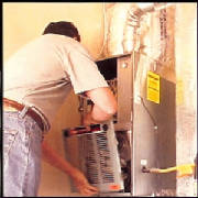 furnace cleaning inspection